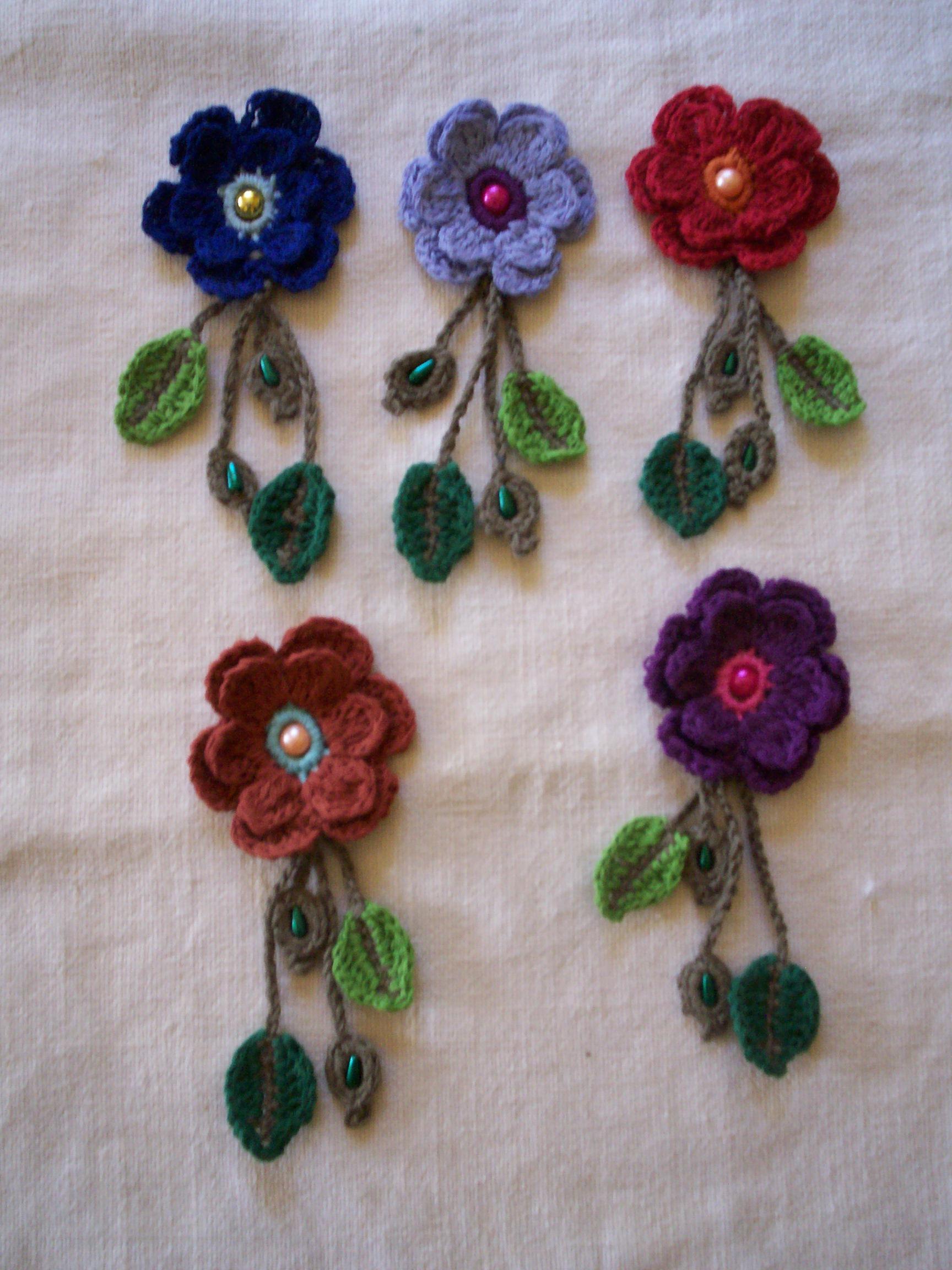 1609a4f74b507 Confección y diseño de accesorios tejidos a crochet